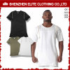 Custom Made Men′s Blank Cotton T Shirts (ELTMTI-14)