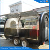 Yieson Custom Mobile Fast Food Trailer
