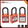 Elecpopular Wholesale Promotional Products 38mm Waterproof Safety Lockout Nylon Padlock
