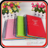More Covenient Use Custom Paper Spiral Notebook