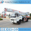 24hours Services 4-16ton Mobile Crane for Constructions Machinery