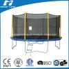 10FT Outdoor Premium Trampoline with Enclosure (HT-TP10)