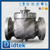 Didtek A216 Wcb Reduced Bore Flange Ends Top Entry Ball Valve