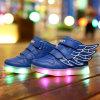 2016 Popular Design Sneakers Lighting LED Shoes Adult