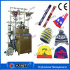 Fully Jacquard Seamless Beanie Cap and Scarf Knitting Machine