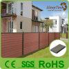 Foshan Garden Patio Balcony WPC Plastic Wooden Boundary Fence