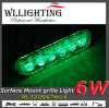 Surface-Mount LED Warning Lighthead 6W
