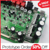 Fr4 94V0 8 Layer PCB Amplifier Board for Audio Manufacturing