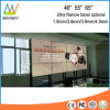 55 Inch Super Narrow Bezel 1.8mm/3.9mm 4X3 LCD Video Display (MW-553VBC)