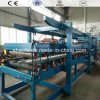 Roof Sheet Rock Wool Sandwich Panel Machine