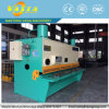QC11y-12X2500 Hydraulic Guillotine Shearing Machine