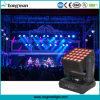Matrix Panel 5X5 25pcsx15W RGBW LED Moving Head Matrix Blinder Light