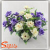 a Variety of Color Artificial Flowers for Decoration