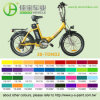 36V/48V En15194 Mini Folding Pocket Electric Bike (TDN02Z)