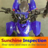 Electric Mini Quad Quality Inspection / Third Party Quality Control Services by Inspectors Specializing in The Field