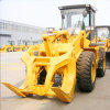 3t Wheel Loader W136 with Wood Log Grapple