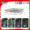 Stainless Steel Material Fs-04 Square Water Fountain