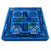 1100X1100 Low Price Factory Directly Supplied Industrial Used Plastic Pallet
