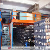 Warehouse Storage Industrial Platform Display Metal Racking
