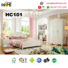 Home Furniture Solid Wood Kids Bed for Children Bedroom Furniture (A101)