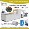 A4 Paper Trimming Machine Raw Material Jumbo Roll Ryqj-D