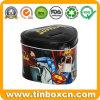 Superman Tin Coin Bank Metal Saving Box for Money Saving