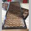Red Antique Copper Stainless Steel Screen