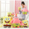 Different Sizes Cartoon Character Cheap Cuddly Toys for Wholesale