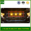 Front Bumper Grille LED Yellow Lights for Ford RAM Toyota