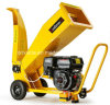 6.5HP 196cc Gasoline Power Wood Chipper Shredder