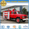 4X2 Dongfeng 6 M3 Water Fire Fighting Tank 2 M3 Foam Fire Extinguish Truck