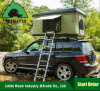 Roof Top Tent Hard Shell Camper Trailer Rooftop Tent with Ladder Camping Car Top Tent Waterproof