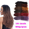 Ombre Synthetic Hair Extension Dreadlocks
