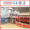 Anti-Radiation PVC Roof Ridge Tile Machine