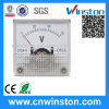 0~75V DC Voltmeter 91c4 Analog Voltage Meter with CE