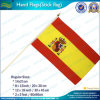Spain Spanish Stick Hand Shaking Flag for Eurocup (T-NF01F02028)