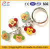 Cheap Price Custom Cute Animal Shape Promotional Metal Key Chain