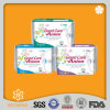 High Quality Super Soft Mesh/ Cotton Anion Sanitary Napkin