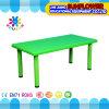 Green Plastic Student Table for Kindergarten (XYH-0010)