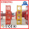 Construction Building Hoist Spare Parts Standard Section Mast Section
