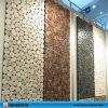 Natural Stone Tile Wall Pebble Decor