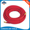 "Rubber Hose with 1/4"" Body Quick Coupler"