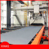 Roller Conveyor Type Steel Plate Shot Blasting Machine