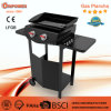 2 Burner Gas Barbecue Grill with Trolley