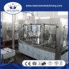 8000bph Screw Feeding Type Water Bottle Filling Machine with Rotary Cap Unscrambler