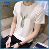 150g 180g Cotton T-Shirt for Advertisement