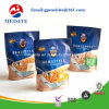 Aluminum Foil Ziplock Packing Bag with Notch for Food and Snack