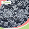 Grid Pattern French Lace 100 Nylon Material Nonelastic Lace Fabric