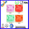 Various Shape and Different Color Food Grade Silicone Cake Molds