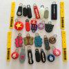 Fashion Decorative Zip Pullers, Custom Metal Zipper Pulls